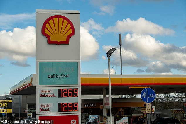 Gasoline prices in London are currently 6p per liter more expensive than in Northern Ireland
